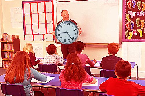 tempo insegnanti